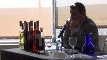 """dégustation """"vins doux"""" de l'Empourdà par Josep Roca """"celler can Roca"""""""