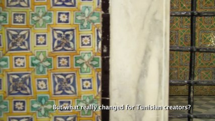 Artists in Tunisia - TRAILER