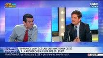 """Bpifrance lance """"Le Lab"""", une laboratoire d'idées dédiée aux PME et ETI: Nicolas Dufourcq, dans GMB – 14/03"""