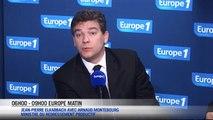 """Montebourg : """"la plupart de ces affaires ont débuté quand Sarkozy était au pouvoir"""""""