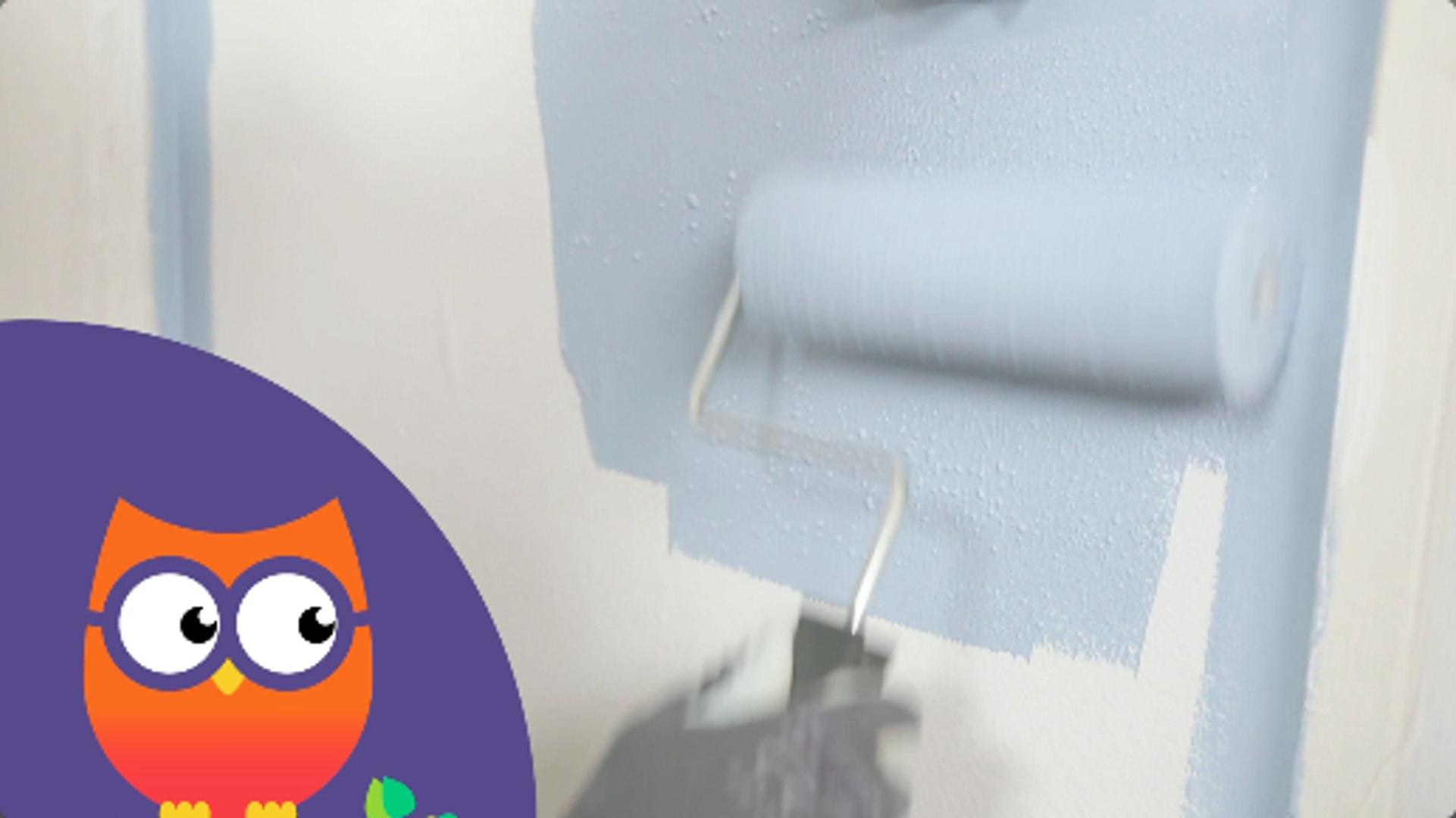 Comment Peindre Sur Du Papier Peint Ooreka Fr Video Dailymotion
