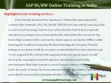 SAP BI-BW Online Training#bi-bw classes@USA
