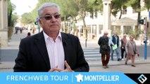 [FrenchWeb Tour Montpellier] Gilbert Pastor, 1er Vice Président Montpellier Agglomération en charge du Développement Economique et de l'Emploi