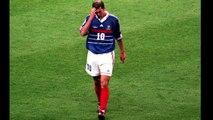 Coupe du monde 1998 : Le coup de sang de Zinedine Zidane