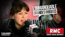 """Elina Dumont: """"Les Enfoirés sont vraiment des enfoirés !!!"""""""