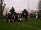 Match de foot US, LOU de Lyon