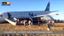 Zapping de l'Actualité - 14/03 - Accident d'avion au décollage, Dati traite des journalistes de « tocards »