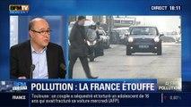 BFM Story: La France connaît un nouvel épisode de pics de pollution aux particules fines: les différentes mesures avancées par le gouvernement sont-elles suffisantes? - 14/03
