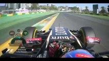 F1 2014 FP2 ONBOARD CAMERAS!