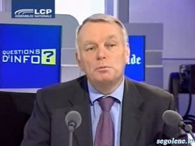 Jean-Marc Ayrault - Questions d'infos -