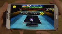Table Tennis Pro Samsung Galaxy Note 3 HD Gameplay Trailer