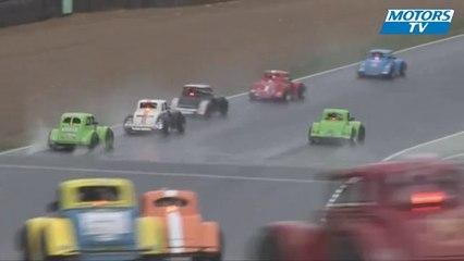 Last Lap - Legends Cars Brands Hatch
