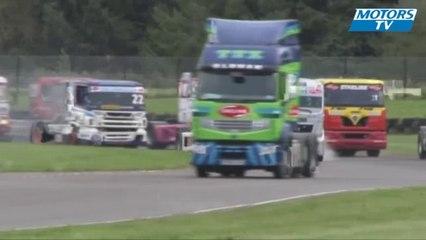 Last Lap - British Truck Racing Association Pembrey