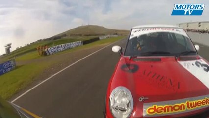 Celtic Speed Mini Cooper Cup Teaser