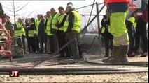 Numérique : Installation de la fibre optique en Haute-Savoie