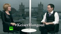 New Keiser Report Hangout with Max & Stacy this Friday!