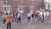 Stage Danse Amiens Cie Farid'O