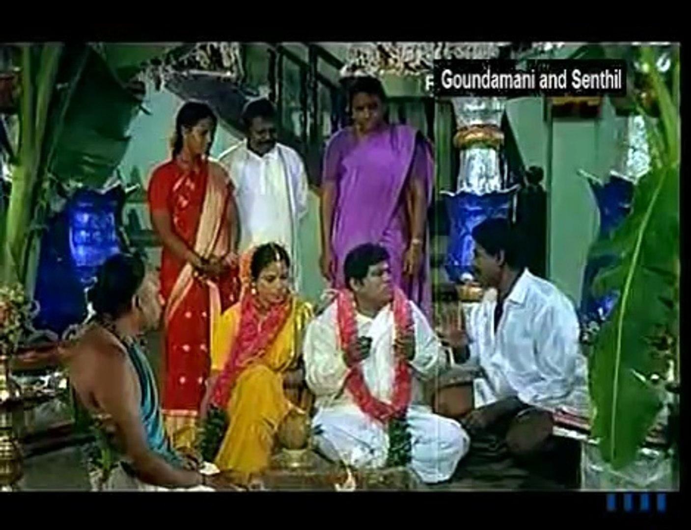 otta kalana comedy - Goundamani senthil Comedy