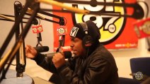 """Kendrick Lamar """"Wu-Tang Clan Aint Nuthing Ta Fuck Wit"""" Freestyle @ Hot 97 """"In Flex We Trust"""" with Funkmaster Flex, 01-23-2013 Pt.3"""