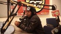 "Kendrick Lamar ""Nas Is Like"" Freestyle @ Hot 97 ""In Flex We Trust"" with Funkmaster Flex, 01-23-2013 Pt.2"