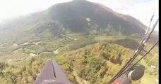 Paragliding Goes Wrong - Para Gliding Crash