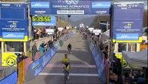 ciclismo tirreno-adriatico 4°tappa ultimo chilometro vittoria di contador