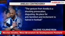Nicolas Anelka, West Bromwich ile Sözleşmesini Feshetti