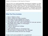 Newmarket Holidays | Christmas in the French Riviera
