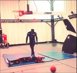 NBA 2k15 Motion Capture Dunks and Animation de
