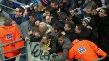 But Stoppila SUNZU (79ème) - FC Sochaux-Montbéliard - FC Lorient - (2-0) - 15/03/14 - (FCSM-FCL)