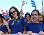CON CUBA ALLA CASA ROSSA DI MILANO (FREE THE CUBAN FIVE!)