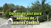Cursos de bici para adultos en Gijón por Asturies ConBici