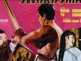 L'handicape dans les films d'arts martiaux