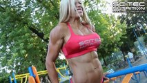 ZSUZSANNA TOLDI - ABS AND CROSSFIT TRAINING - Female Bodybuilding/Muscle/Fitness