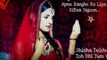 Pardesi maine mohabbat karli.. happy 1st anniversary Jaan...
