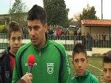 Δάφνη Λιβανατών-Αγρότης Λιανοκλαδίου 0-2