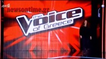 newsontime.gr - Ποιοι πέρασαν στην επόμενη φάση του THE VOICE 07-02-2014