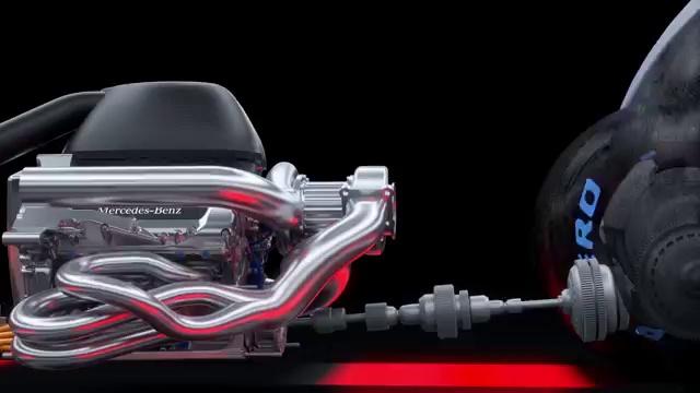 Mercedes' Formula One Power Unit