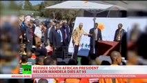 RIP Nelson Mandela: Iconic anti-apartheid leader dies at 95
