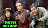 SHERLOCK HOLMES: A GAME OF SHADOWS - Robert Downey Jr., Jude Law - New Media Stew Movie Review