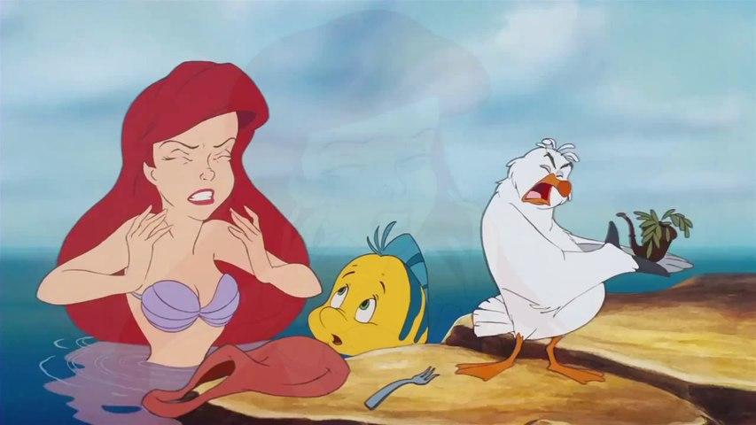 The Little Mermaid: Diamond Edition Movie CLIP - Dinglehopper (2013) HD