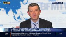 L'Édito éco de Nicolas Doze: La Caisse des dépôts intervient pour soutenir un rapprochement entre SFR et Bouygues - 17/03