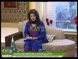 KAY2 Sehar With Mishi Khan( 15-03-2014)