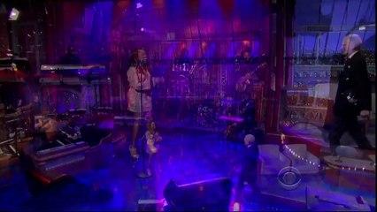 Ledisi - I Blame You [Live on David Letterman]