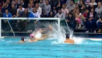 Waterpolo, great gol by Ivan Basara