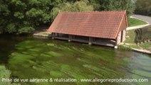 Drone de prise de vue aérienne en Eure et Loir