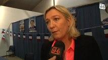 Elections municipales : Marine Le Pen soutient Gilbert Collard à Saint-Gilles (30)