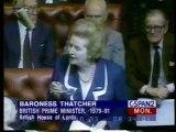 Margaret Thatcher Industrial Debate 1979