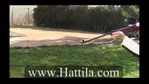Hattila.com - Carabine à air comprimé B1 (plombs) 5.5mm 400FPS
