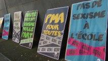 Droits des femmes, droit à l'IVG